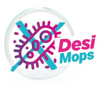 DesiMops Logo